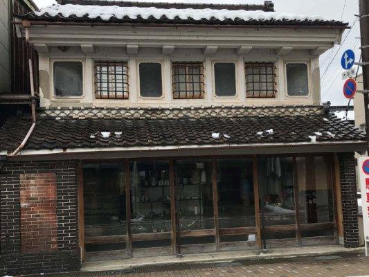 高岡 古い建物