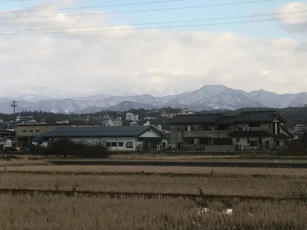 山代温泉 風景