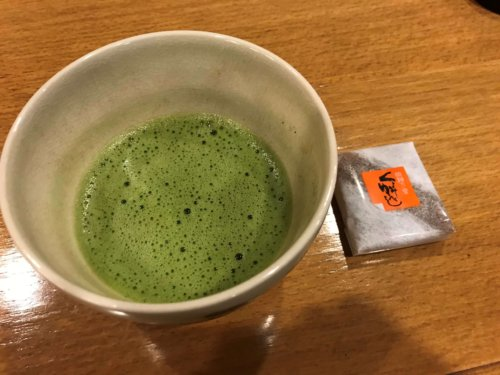 大のや 抹茶