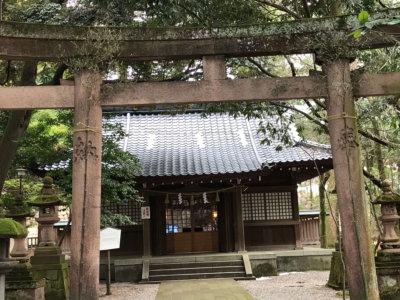 尾山神社 本堂