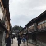 金沢 ひがし茶屋街