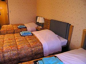 稚内グランドホテル 部屋