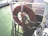 稚内港 船