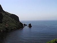 礼文島 猫岩1