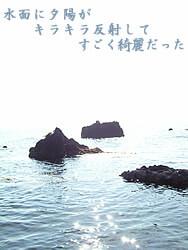 利尻島 岩