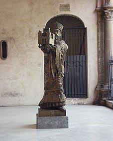 モンレアーレ 教会創立者
