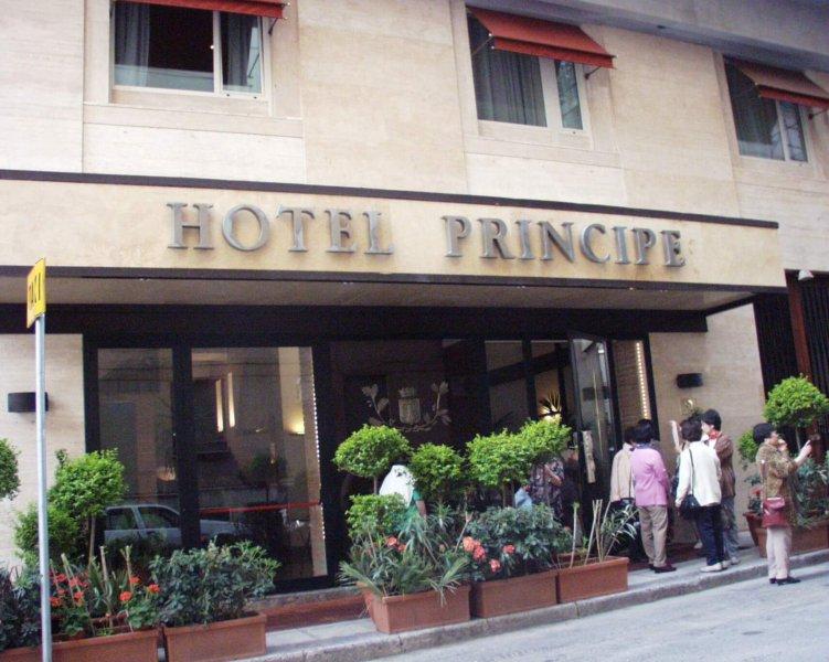 ホテル プリンチペ