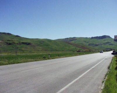 アグリジェント 道路