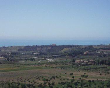 イオニア海遠景