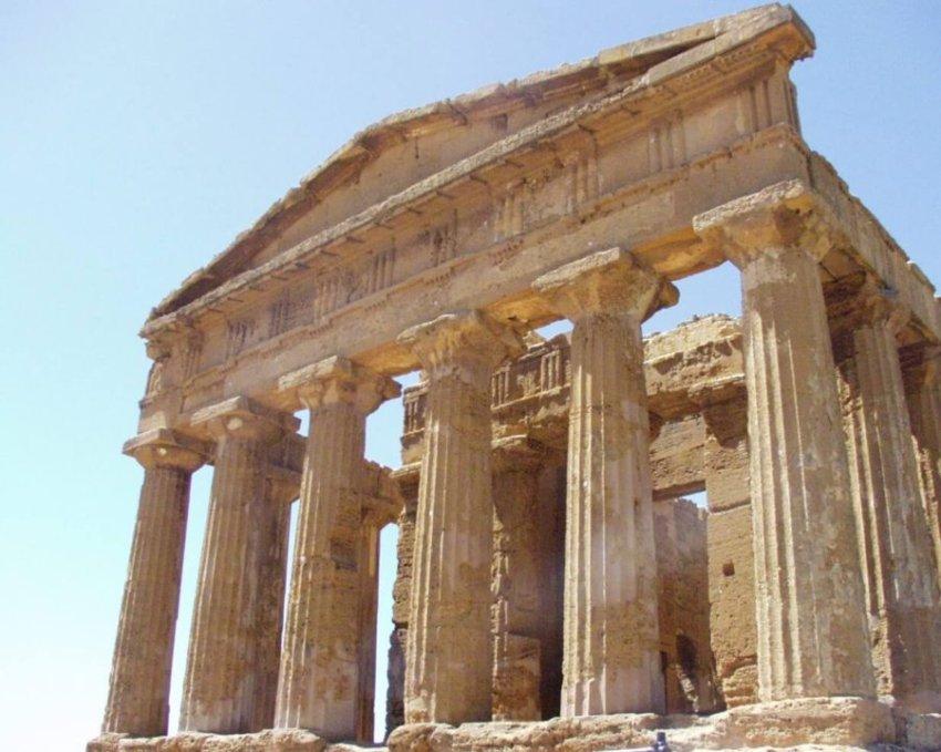 アグリジェント 神殿