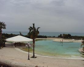 カオスホテル プール