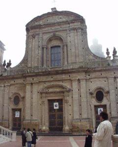 カルタジローネ 教会